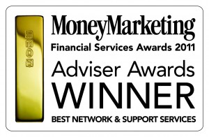 Money Marketing Award Winner Network of the Year